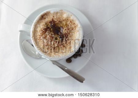 Cappuccino, un'ottima prima colazione italiana per iniziare bene la giornata