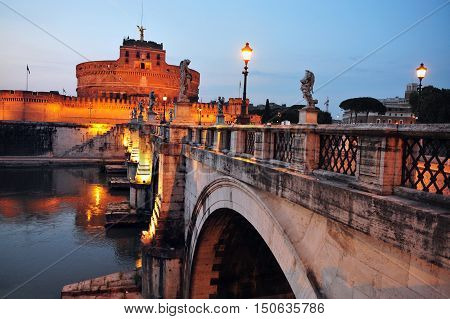 Travel Photos Of Italy - Rome