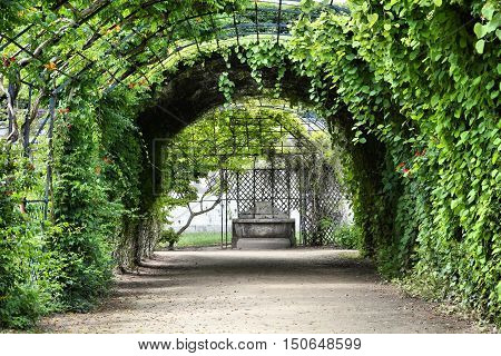 Compiegne Gardens