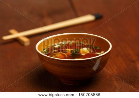 Miso Time