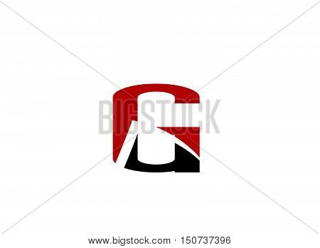 letter G logo icons design template elements vector signs
