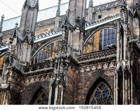 Hdr Ulm Minster Church