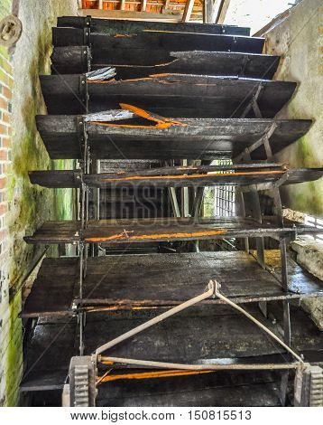 Hdr Amboise Mill