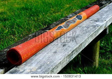 Australian Didgeridoo