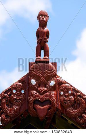 Waitangi National Reserve New Zealand