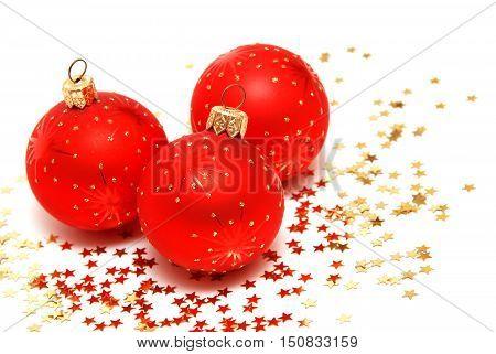 Christmas card. Flat, december, decoration, event, fir, fun, gift, glass.