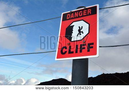Danger Cliff