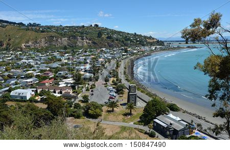 Sumner  Coastal Seaside Christchurch - New Zealand
