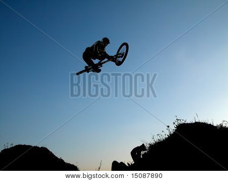 Mountain-Bike-Sprung