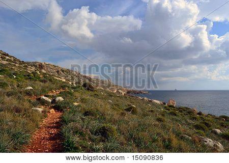 Ghar Lapsi, Malta