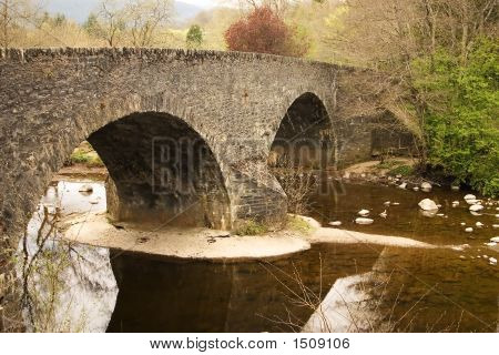 Stone Bridge At Inver