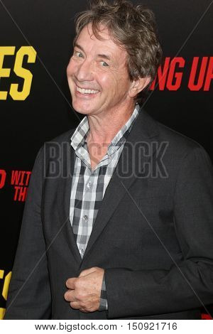 LOS ANGELES - OCT 8:  Martin Short at the