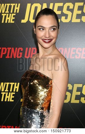 LOS ANGELES - OCT 8:  Gal Gadot at the