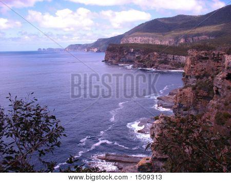 Tasmainan Coast Australia