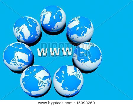 Www With Earth