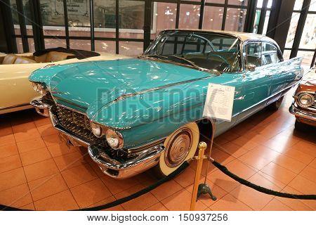 1960 Cadillac Series 62 Hardtop Sedan