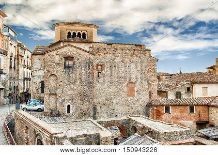 Historic City Centre Of Cosenza, Calabria, Italy