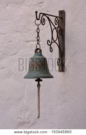 Classic Metal Door Bell