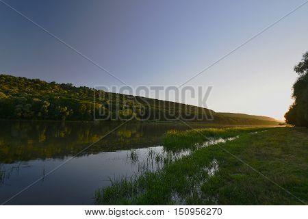 Stroieti, Transnistria Rybnitsa village in the district of the unrecognized Pridnestrovian Moldavian Republic. The well-known tourist center of the north of Transnistria.