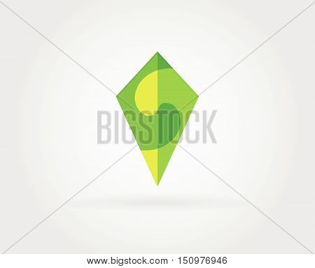 Logo Icon Design Template Elements In Vector Letter