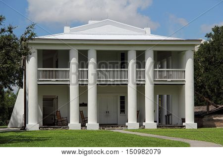 Gamble Plantation Historic State Park in Ellenton, Florida