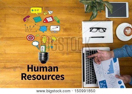 Hr   Human Resources Employment Job
