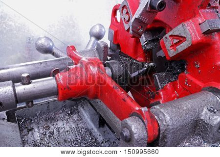 Electric Red Thread Making Machine with die