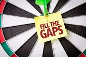 Fill the Gaps poster
