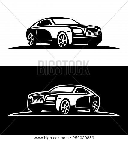 Luxury Car Side View Vector Photo Free Trial Bigstock