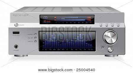 Hi-Fi Receiver or Amplifier