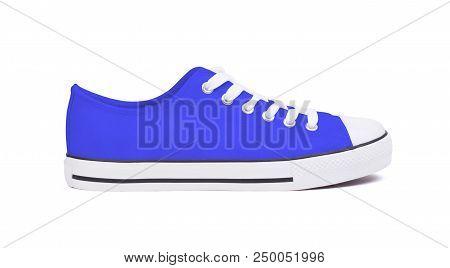 New Sneaker Shoe - Blue