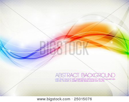 abstract eps10 background