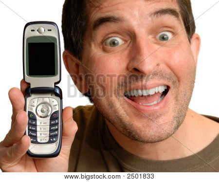 Look At My Cell Phone
