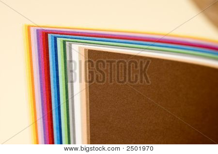 Colourfull Papers