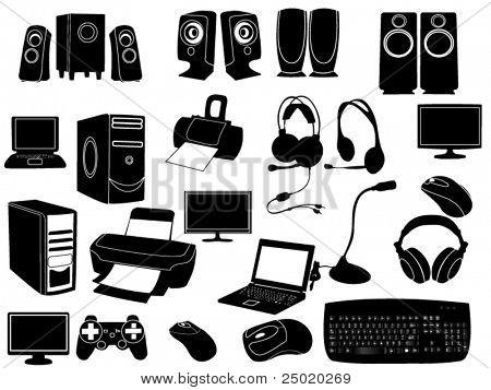 Computer elements