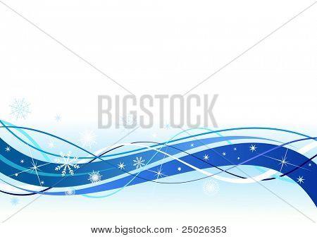 snowflake vector line