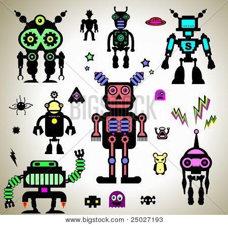 team of robots 04