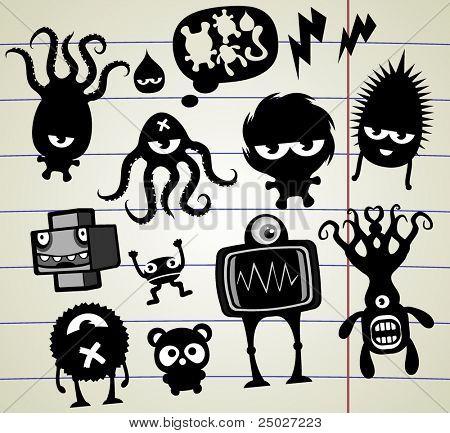 doodles freaks