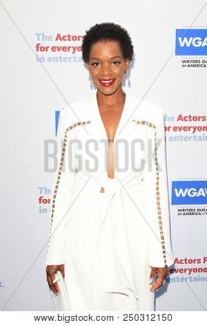 LOS ANGELES - JUN 11: Kelsey Scott at The Actors Fund's 22nd Annual Tony Awards Viewing Party at the Skirball Cultural Center on June 10, 2018 in Los Angeles, CA
