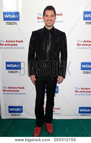 LOS ANGELES - JUN 11: Will Nunziata at The Actors Fund's 22nd Annual Tony Awards Viewing Party at the Skirball Cultural Center on June 10, 2018 in Los Angeles, CA