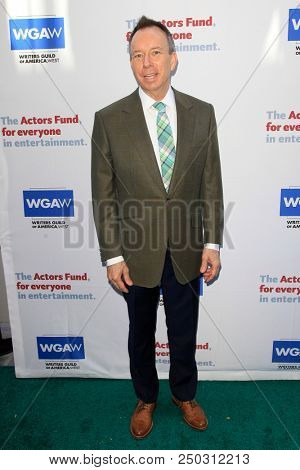 LOS ANGELES - JUN 11: David Rambo at The Actors Fund's 22nd Annual Tony Awards Viewing Party at the Skirball Cultural Center on June 10, 2018 in Los Angeles, CA