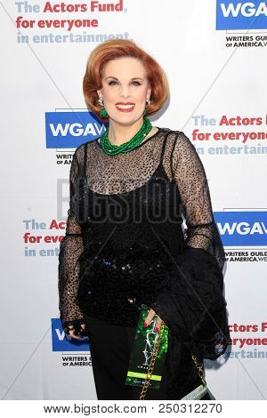LOS ANGELES - JUN 11: Kat Kramer at The Actors Fund's 22nd Annual Tony Awards Viewing Party at the Skirball Cultural Center on June 10, 2018 in Los Angeles, CA