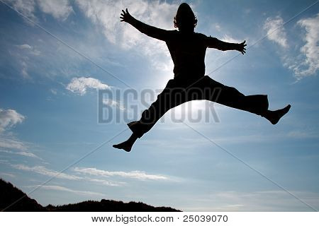 da jump