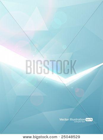 Vector. Eps10. Trendy background design.