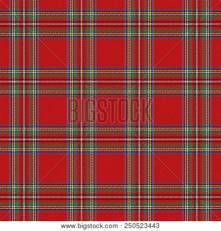 Tartan Pattern. Scottish Cage. Scottish Checkered Background. Traditional Scottish Ornament. Scottis