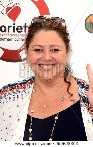 LOS ANGELES - JUL 18:  Camryn Manheim at the 8th Annual Variety Charity Poker Night at the Paramount Studios on July 18, 2018 in Los Angeles, CA