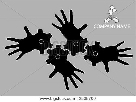 Concept Of Business Teamwork
