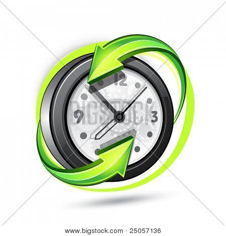 Abbildung von Stunden