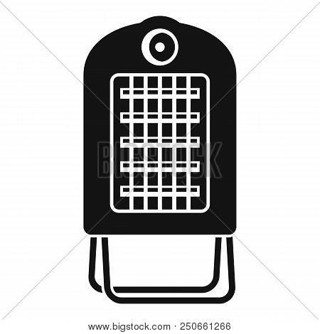 Hot Small Convector Icon. Simple Illustration Of Hot Small Convector Vector Icon For Web Design Isol