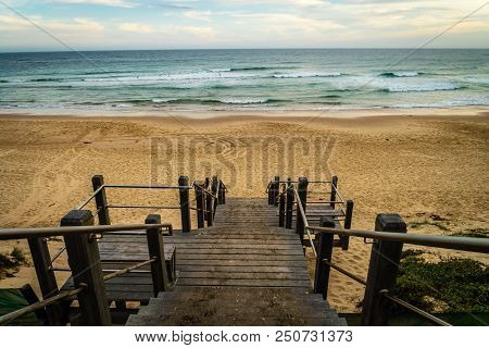 Soldiers Beach In Central Coast, New South Wales, Australia